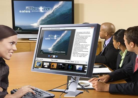 presenter-view
